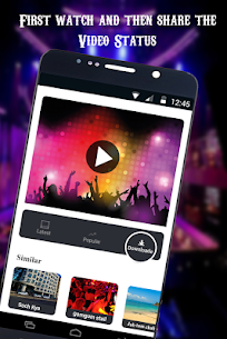 Video Status 2018(Lyrical Video Songs) 1.0.4 Mod Android Updated 3