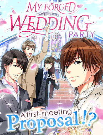 My Forged Wedding: PARTY - screenshot