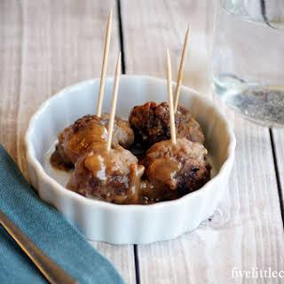 Swedish Meatball.