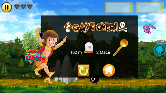 Nanhe Babosa Safari Run screenshot 3