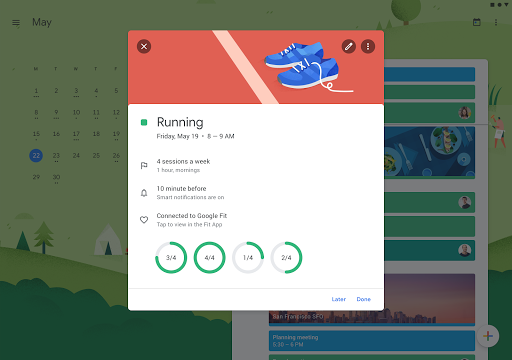 Google Calendar 6.0.8-220605953-release screenshots 9