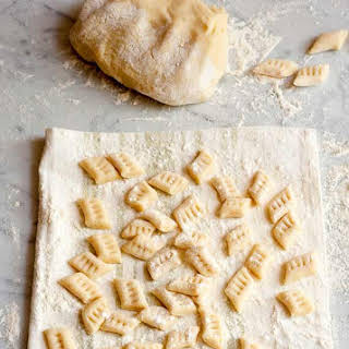 Potato Gnocchi.