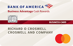 A Bank of America Business Card Won't Affect Your Personal Credit