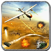 Drone Air Strike Flight Sim 3D
