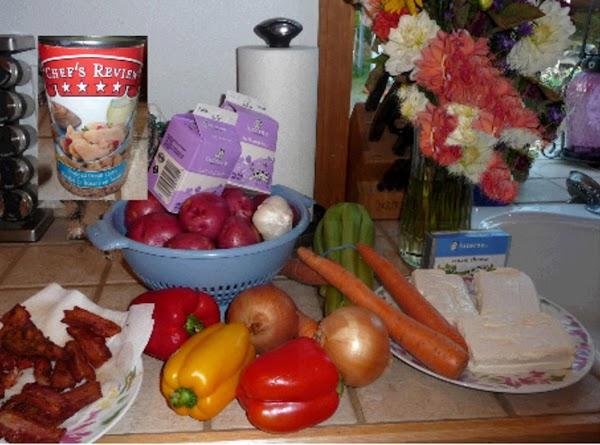New England Clam Chowder, Cali Style Recipe