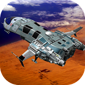 Space Wars Power Spaceship 3D