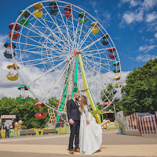 Wedding photographer Nadya Solnceva (photosolntse). Photo of 13.07.2017