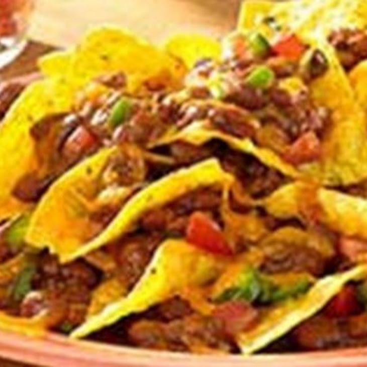 Chili Nachos Recipe