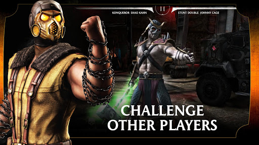 MORTAL KOMBAT X  screenshots 2