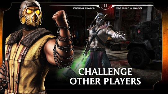 MORTAL KOMBAT X MOD 1.18.0 (Unlimited Soul/Coins) Apk + Data 2