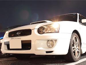 インプレッサ スポーツワゴン GGA WRX アプライドC型のカスタム事例画像 アストラさんの2019年01月06日00:23の投稿