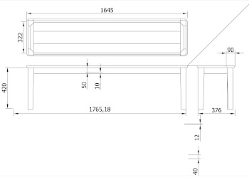 Computer Design of Bench