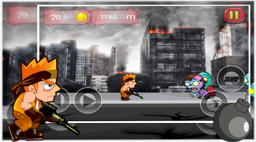 Télécharger Militia Soldiers Iron APK MOD (Astuce) screenshots 2