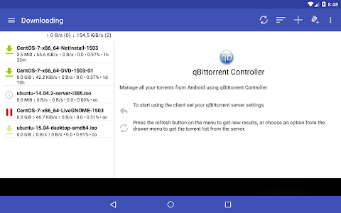 qBittorrent Controller screenshot 16