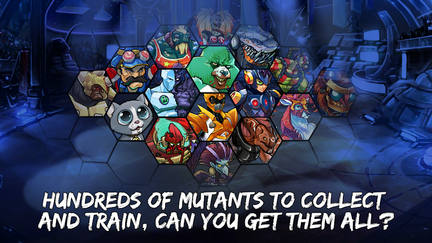android Mutants: Genetic Gladiators Screenshot 16