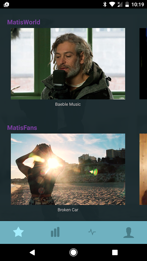 Matisyahu (Unreleased)- screenshot