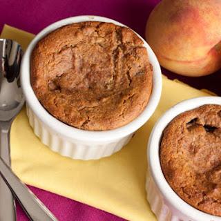 Peach Pancake Cobbler
