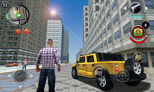 Grand Gangsters 3D screenshot 10