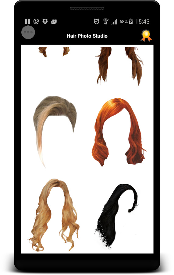 Hair Salon: Color Changer- screenshot