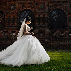 Wedding photographer Andrey Morokhin (photograff76). Photo of 13.09.2018