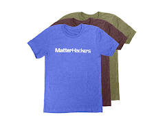 MatterHackers T-Shirts