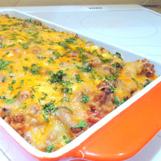 Cottage Cooking - Enchilada Casserole