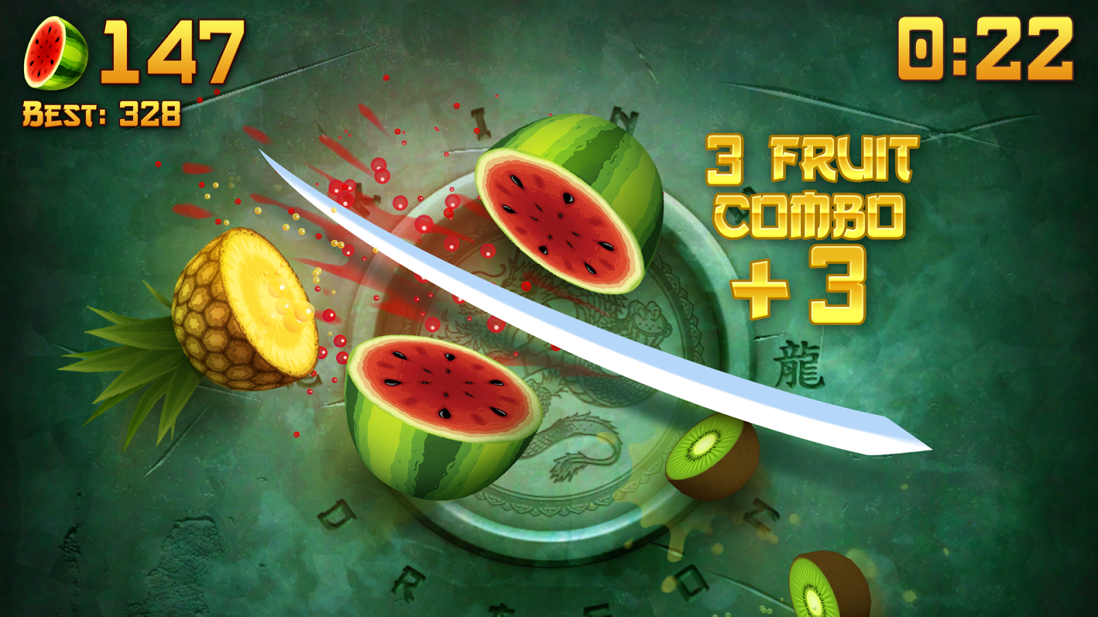 Ninja Fruits Online Slot Machine - Free to Play Online Now