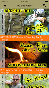 Ultimate Survival Tips- screenshot thumbnail