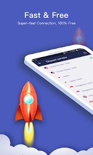 Connect VPN — Free, Fast, Unlimited VPN Proxy 1.4.6 Mod APK (Unlock All) 1