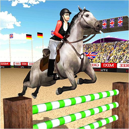 Ultimate Horse Racing Simulator 17 - Jump & Stunts