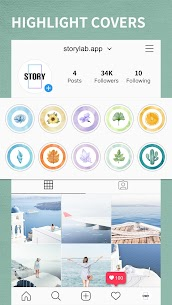 StoryLab – insta story art maker for Instagram (MOD, VIP) v3.4.6 4