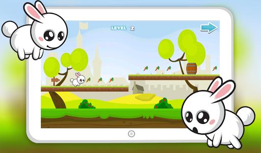 Tom Bunny Run Dash screenshot 2