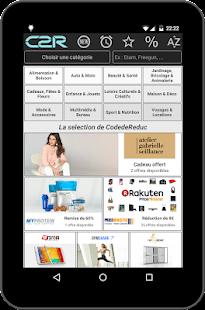code reduc promo bon plans apps on google play. Black Bedroom Furniture Sets. Home Design Ideas