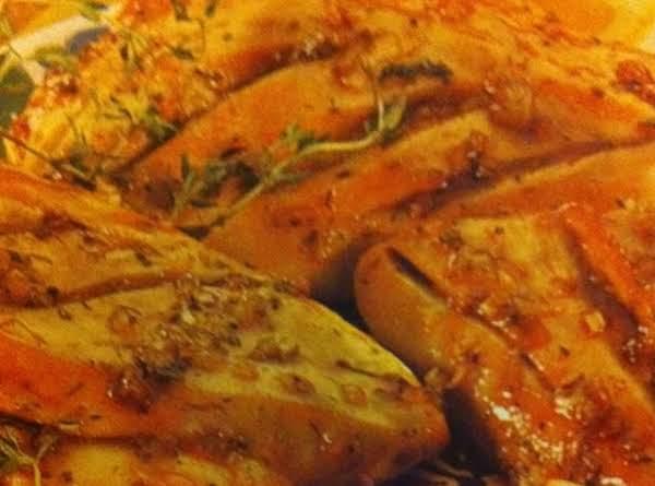 Honey Mustard Chicken Breasts Recipe