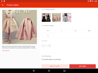 AliExpress Shopping App Screenshot 11