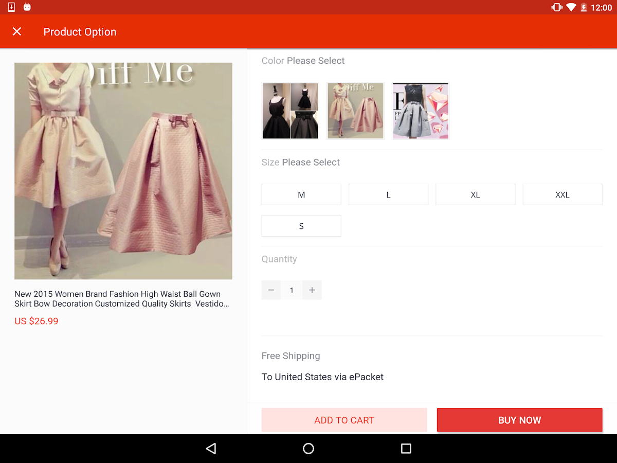 Aliexpress Shopping App Android Apps On Google Play