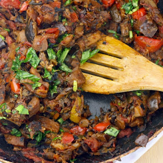 Healthy Ratatouille.