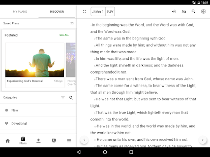 Bible- screenshot thumbnail