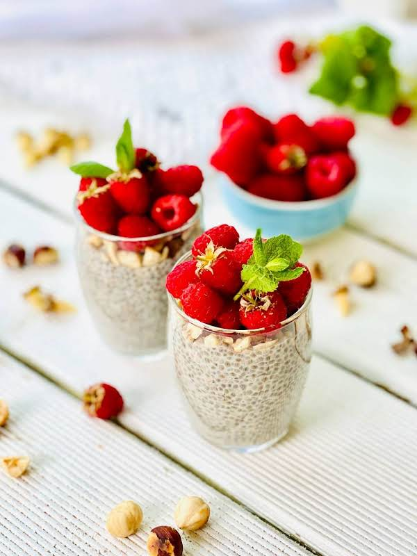 Chia Seed Pudding Is Probably The Easiest And Quickest To Prepare Pudding Recipe, It Requires Only 5 Ingredients And Makes That Perfect Delish Vegan, Gluten-free Breakfast Or Snack.