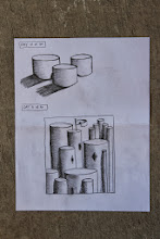 Photo: You Can Draw in 30 Days by Mark Kistler - Lessons 10 & 11.