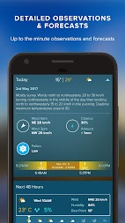 Weatherzone APK screenshot thumbnail 2