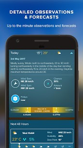 Weatherzone PRO v5.2.2 [Subscribed] APK 2