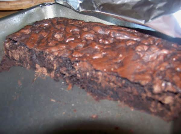 Omg- The Best Dark Chocolate Brownies…..ever! Recipe