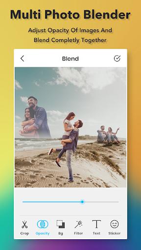 Multiple Photo Blender : Double Exposure screenshot 2