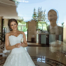 Wedding photographer Lyuda Milaya (fotomilaya). Photo of 08.06.2015
