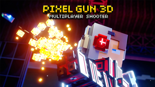 Pixel Gun 3D (Pocket Edition) game (apk) free download for Android/PC/Windows screenshot