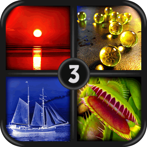 4 pics 1 word - photo game