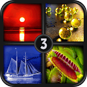 4 pics 1 word - photo game