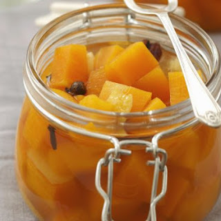 Marinated Pumpkin
