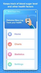 Blood Sugar Diary – Health Tracker v1.3 (Pro) 2